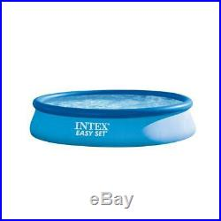 13 ft. Round x 33 in. Deep Inflatable Pool with 530 GPH Filter Pump