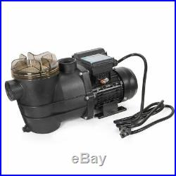 2400GPH 13 Sand Filter Above-Ground Swimming Pool Pump intex compatible