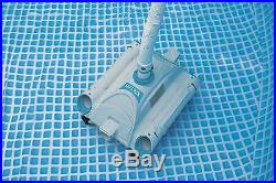 Automatic Above Ground Swimming Pool Vacuum Cleaner For Pumps 1,600-3,500 GPH