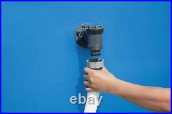 Bestway Flowclear 1500 Above Ground Swimming Pool Filter Pump 58390E Like Intex