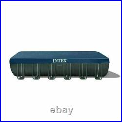 INTEX 24ft x 12ft x 52in Ultra XTR Frame Swimming Pool Set with Ladder, Pump