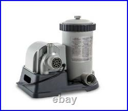 Intex 11473EG 2500G Pool Replacement Filter Pump Housing And Motor Only (120V)