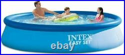 Intex 12 ft x 30 in Easy Set Above Ground Pool With Filter Pump SHIPS FAST