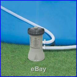 Intex 12' x 30 Easy Set Above Ground Swimming Pool & Filter Pump 28131EH