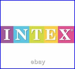 Intex 13ft x 32in Easy Set Above Ground Swimming Pool and 530 GPH Pump (2 Pack)