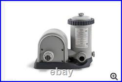 Intex 1500 Gal Filter Pump Housing And MOTOR ONLY REPLACEMENT (120V) 11471EG