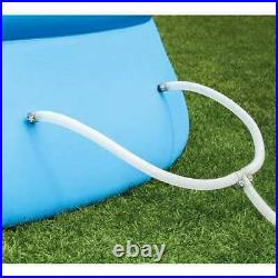Intex 15'x42 Inflatable Above Ground Pool with Ladder & Pump (Open Box) (2 Pack)
