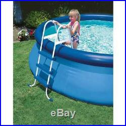 Intex 16' x 42 Easy Set Above Ground Pool Kit with Filter Pump & Ladder(Open Box)