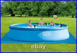 Intex 18'x48 Inflatable Easy Set Above Ground Pool with 1500 GPH Pump