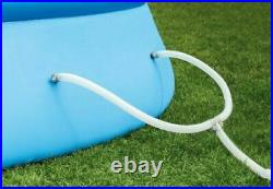 Intex 18ft x 48in Easy Set Pool Set with Cover, Ladder & Pump 26175eh
