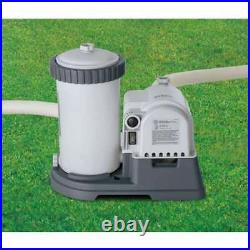 Intex 2500 GPH Krystal Clear Pool Filter Pump with Timer 633T 28633EG (For Parts)