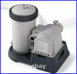 Intex 2500 GPH Replacement Filter Pump Above Ground Pool 11473EG MOTOR ONLY