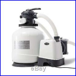 Intex 26651EG 3000 GPH Above Ground Pool Sand Filter Pump (For Parts)