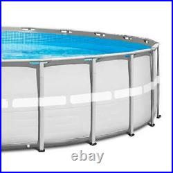 Intex 26' x 52 Ultra Frame Above Ground Pool Set with Pump and Ladder (Used)