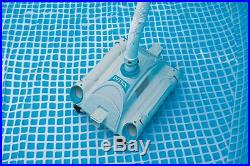 Intex Automatic Above Ground Pool Vacuum for Pumps 1600 3500 GPH & Skimmer Kit