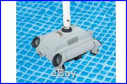 Intex Automatic Above-Ground Pool Vacuum for Pumps 1,600-3,500 GPH 28001E