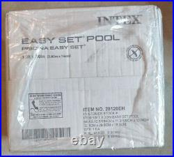 Intex Easy Set 10ft x 30in Above Ground Swimming Pool WITHOUT Pump