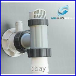 Intex Krystal Clear Water Filter Cartridge Pump for Above Ground Swimming Pool