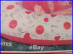 Intex Wet Set Heart Sunshine Inflatable Pool Toy Vintage 1998 New In Box. Rare