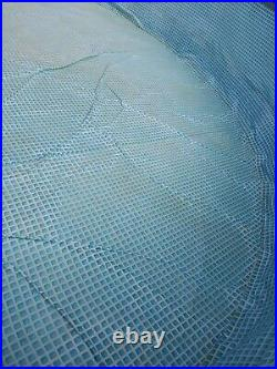 Used 20' x 48 Ultra Intex above ground pool with filter pump